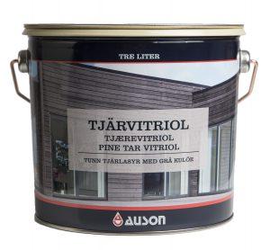 vitriol pine tar