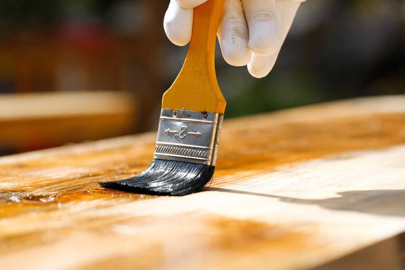 use tung Oil