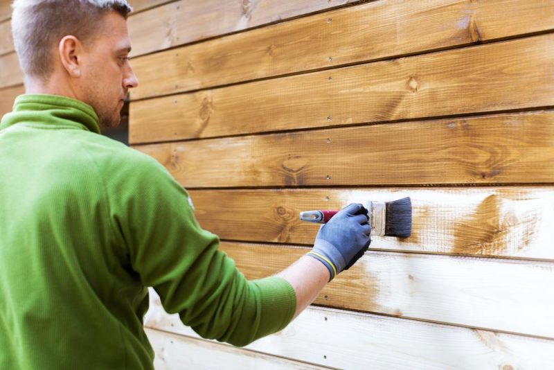 pine tar wood stain