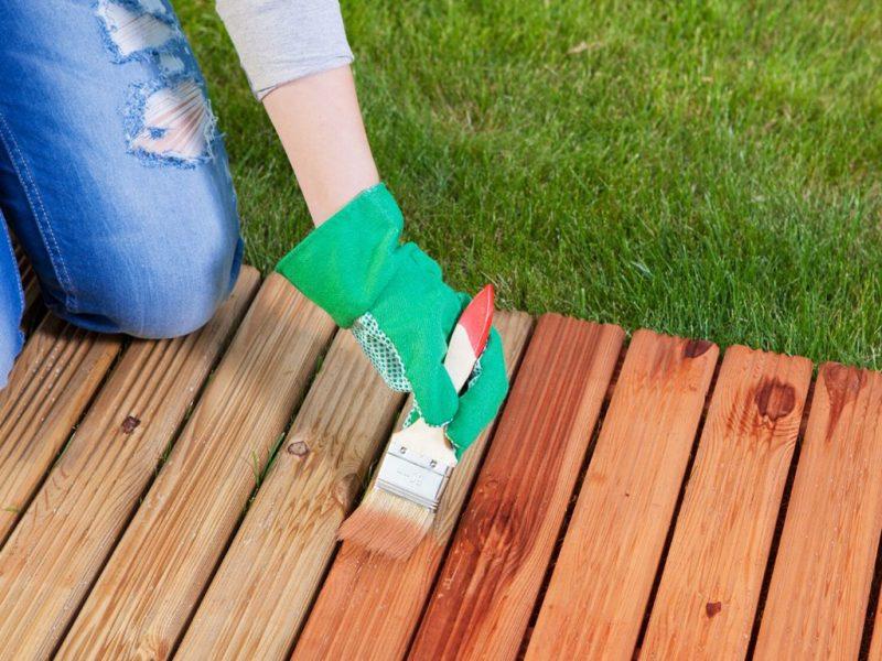 pine tar wood treatment