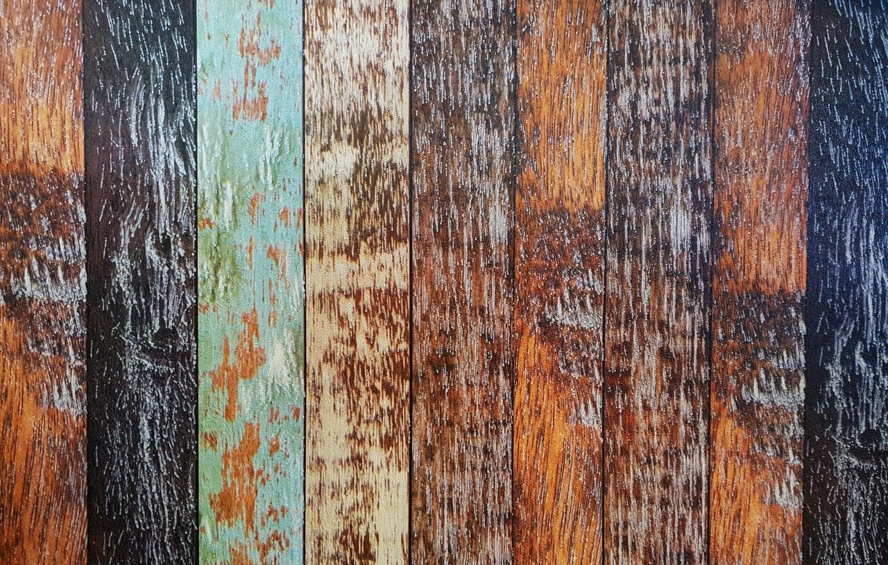 Pine tar wood finish