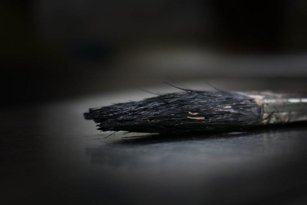colored pine tar